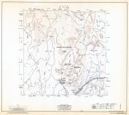 Navajo County Highway Map, Sheet 16 of 17, Navajo National Monument, Page 16, Navajo County 1973 Highway Maps
