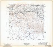 Navajo County Highway Map, Sheet 3 of 17, Clay Springs, Cibecue, Navajo County 1973 Highway Maps