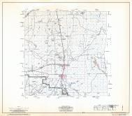 Navajo County Highway Map, Sheet 5 of 17, Snowflake, Taylor, Navajo County 1973 Highway Maps