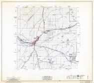 Navajo County Highway Map, Sheet 6 of 17, Holbrook, Navajo County 1973 Highway Maps