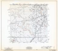 Navajo County Highway Map, Sheet 8 of 17, Seba Dalkai, Tees Too, Navajo County 1973 Highway Maps