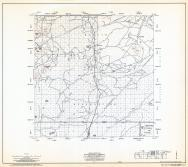 Navajo County Highway Map, Sheet 9 of 17, Indian Wells, Bitahochee, Navajo County 1973 Highway Maps