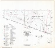 Pima County Highway Map, Lukeville, Organ Pipe Cactus Natioanl Monument, Pima County 1975 Highway Maps