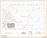 Pima County Highway Map, Sheet 10 of 39, Tailings Pond, Page 22, Pima County 1975 Highway Maps