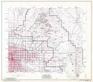 Pima County Highway Map, Sheet 12 of 12, South Tucson, Tucson, Littletown, Page 12, Pima County 1975 Highway Maps