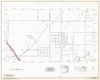 Pima County Highway Map, Sheet 13 of 39, Sabino, Page 25, Pima County 1975 Highway Maps