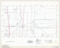 Pima County Highway Map, Sheet 23 of 39, Continental, Page 35, Pima County 1975 Highway Maps