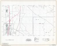 Pima County Highway Map, Sheet 25 of 39, Continental, Page 38, Pima County 1975 Highway Maps