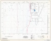 Pima County Highway Map, Sheet 27 of 39, Catalina, Tucson, Page 39, Pima County 1975 Highway Maps
