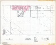 Pima County Highway Map, Sheet 39 of 39, Tucson, Davis-Monthan Air Force Base, Page 51, Pima County 1975 Highway Maps