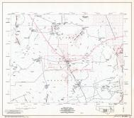 Pima County Highway Map, Sheet 6 of 12, Sells, Page 6, Pima County 1975 Highway Maps