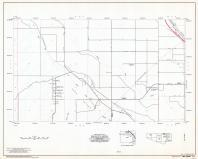 Pima County Highway Map, Sheet 7 of 39, Avra Valley, Page 19, Pima County 1975 Highway Maps