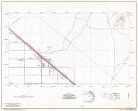 Pima County Highway Map, Sheet 8 of 39, Marana, Page 20, Pima County 1975 Highway Maps