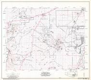Pima County Highway Map, Sheet 9 of 12, San Pedro, Pan Tak, Page 9, Pima County 1975 Highway Maps