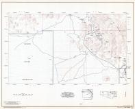 Pima County Highway Map, Sheet 9 of 39, Silver Bell, Page 21, Pima County 1975 Highway Maps