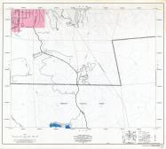 Yavapai County Highway Map, Sheet 20 of 33, Prescott, Page 32, Yavapai County 1966