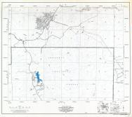 Yavapai County Highway Map, Sheet 21 of 33, Dewey, Page 33, Yavapai County 1966