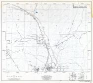 Yavapai County Highway Map, Sheet 22 of 33, Dewey, page 34, Yavapai County 1966