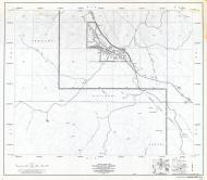 Yavapai County Highway Map, Sheet 24 of 33, Mayer, Page 36, Yavapai County 1966