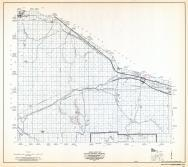 Yavapai County Highway Map, Sheet 2 of 12, Seligman, Page 2, Yavapai County 1966