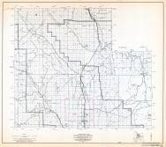 Yavapai County Highway Map, Sheet 4 of 12, Chino Valley, Page 4, Yavapai County 1966