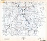 Yavapai County Highway Map, Sheet 6 of 12, Middle Verde, McGuireville, Camp Verde, Page 6, Yavapai County 1966