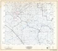 Yavapai County Highway Map, Sheet 8 of 12, Bagdad, Page 8, Yavapai County 1966
