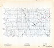 Yavapai County Highway Map, Sheet 9 of 12, Congress, Page 9, Yavapai County 1966