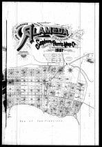 Index Map 2, Alameda 1897
