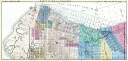 Map 001 - Oakland 1, Alameda County 1878