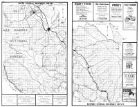 Monterey County - South Central and Eastern Central, Monterey County 1950