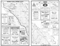 Monterey County - Western Central and South Eastern, Monterey County 1950