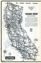 State Map, San Diego County 194x
