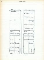 Block 361 - 362 - 363 - 364, Page 384, San Francisco 1910 Block Book - Surveys of Potero Nuevo - Flint and Heyman Tracts - Land in Acres