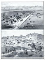 Goodrich's Free Stone Quarry, Almaden Road, D. and T. Williams Ranch, Santa Clara County 1876