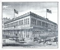 Knox Block, San Jose, Santa Clara County 1876