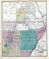 San Jose City - Ward 2, Santa Clara County 1876