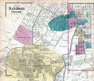 San Jose City - Ward 4, Santa Clara County 1876