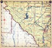 Los Gatos, Monte Vista, Campbell Index Map - Page 49