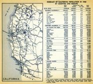 Population Map, Santa Clara County 1956