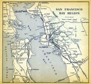 San Francisco Bay, Santa Clara County 1956