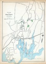 Greenwich Borough, Connecticut State Atlas 1893