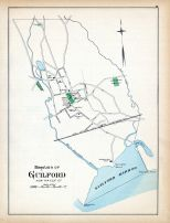 Guilford Borough, Connecticut State Atlas 1893