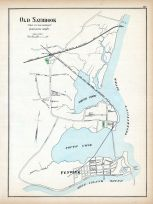 Old Saybrook, Connecticut State Atlas 1893