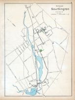 Southington Borough, Connecticut State Atlas 1893