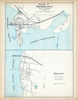 Stonington Burough, Groton, Connecticut State Atlas 1893