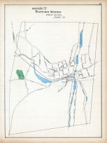 Strafford Springs Borough, Connecticut State Atlas 1893