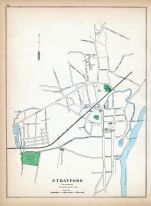 Stratford, Connecticut State Atlas 1893