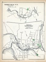 Terryville P.O., Winsted Borough, Connecticut State Atlas 1893