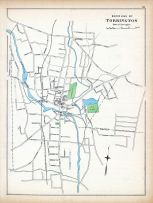 Torrington Borough, Connecticut State Atlas 1893